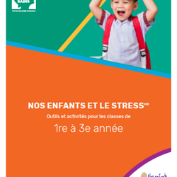Electronic Version: KHST! Grade 1-3 School Program Guide French