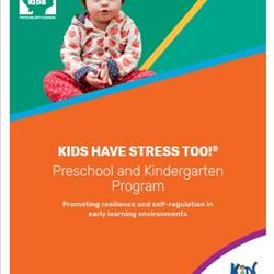 Electronic Version: KHST! Preschool Kindergarten Program