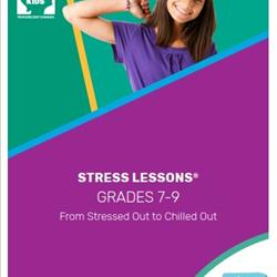 Electronic Version: Stress Lessons Guide 7-9 English