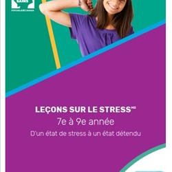 Electronic Version: Stress Lessons Guide 7-9 French