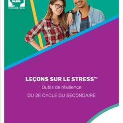 Electronic Version: Stress Lessons Guide 9-12 French