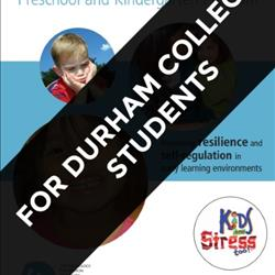 *Durham College Students* Electronic Version: KHST! Preschool Kindergarten Program
