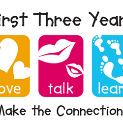 "MTC 0-1 Love Talk and Learn messages (14""x22"" posters) - set of 3"